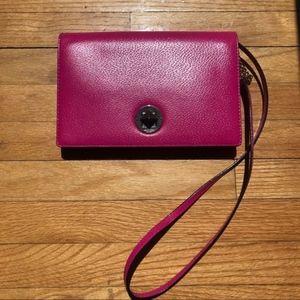 [Kate Spade] flamingo pink crossbody handbag